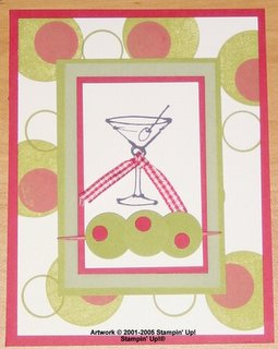 olive You valentine's day card | udandi.com