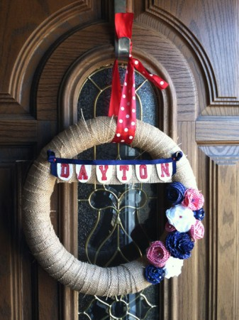 UDaytonwreath