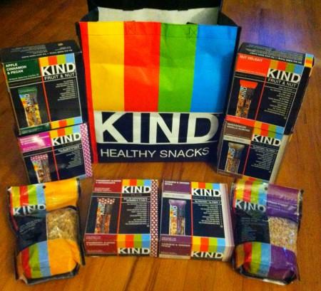 KIND Snack Bars udandi.com