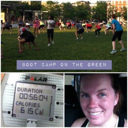 Boot Camp on the Green [udandi.com] #Free