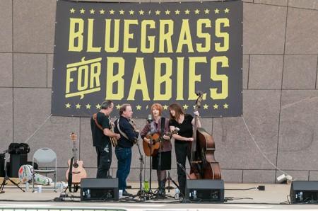 bluegrass for babies Cincinnati
