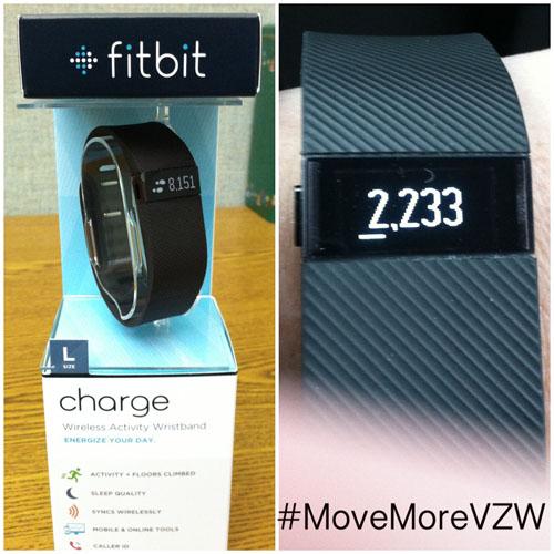Fitbit udandi.com #MoveMoreVZW