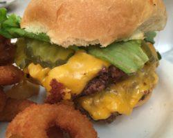 Charlie O Burger | Salem Gardens | 2016